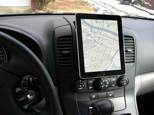 iPad, coming to a car near you?